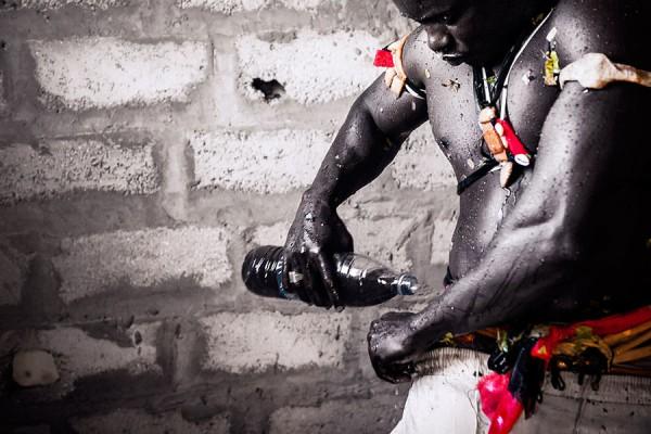Luchador senegalés