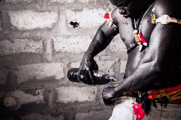 Senegal wrestling - Laamb