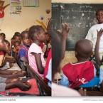 School in Guediawaye, Dakar. CONEMUND