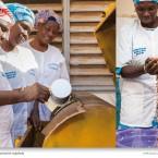 Women empowerment. Pikine, Dakar. ACPP, Habitafrica.