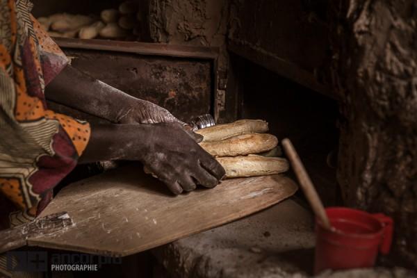 Bakery in the Sine Saloum