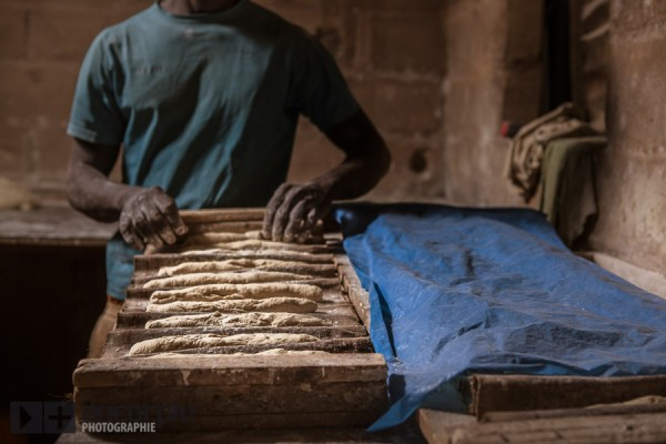 Bakery in the Sine Saloum