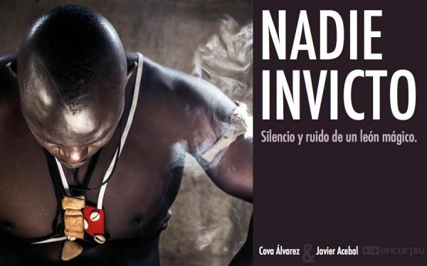Nadie Invicto - Portada eBook.