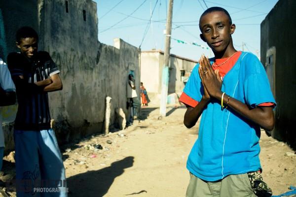 Rawan Diallo en el 2009